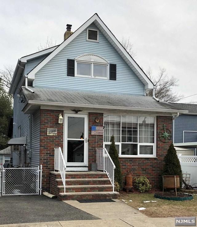 296 Willow Avenue, Lyndhurst, NJ 07071 (MLS #1906340) :: William Raveis Baer & McIntosh