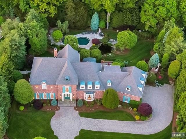 103 Greenfield Hill, Franklin Lakes, NJ 07417 (#1910494) :: Group BK