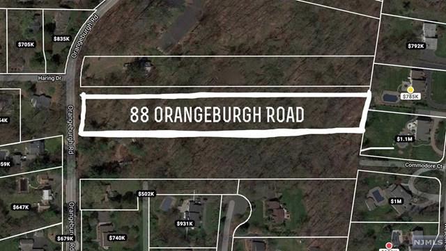 88 Orangeburgh Road, Old Tappan, NJ 07675 (MLS #1910677) :: Team Francesco/Christie's International Real Estate