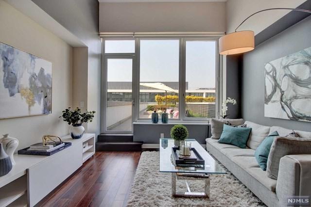 1000 Ave At Port Imperial #709, Weehawken, NJ 07086 (MLS #1910841) :: Team Francesco/Christie's International Real Estate