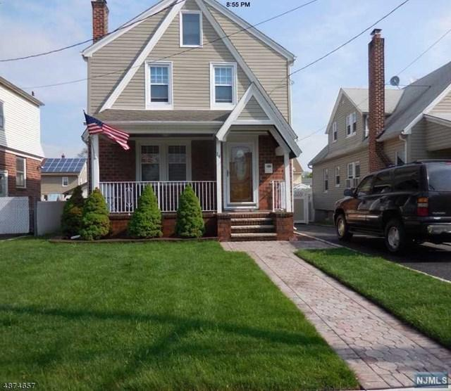 14 Berkeley Avenue, Belleville, NJ 07109 (MLS #1911102) :: Team Francesco/Christie's International Real Estate