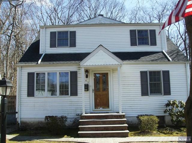 43 Bogert Place, Bergenfield, NJ 07621 (MLS #1911245) :: Team Francesco/Christie's International Real Estate