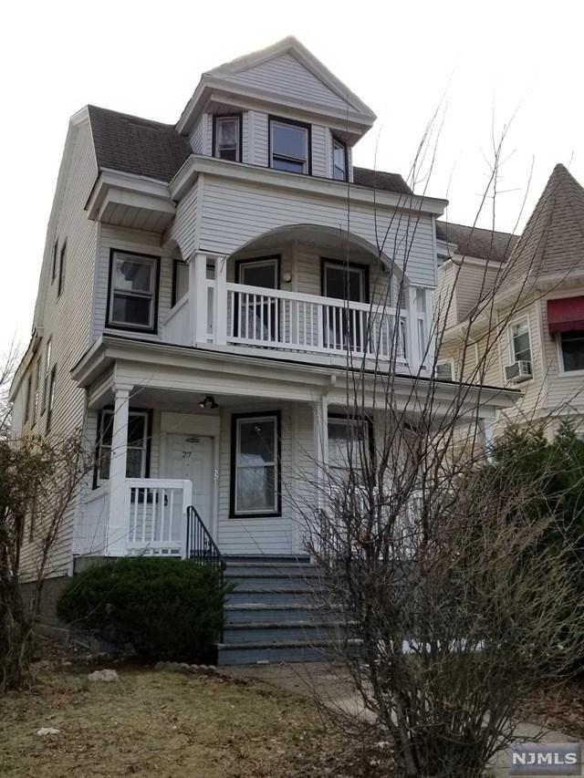 27 Hamilton Street, East Orange, NJ 07017 (#1911278) :: Group BK