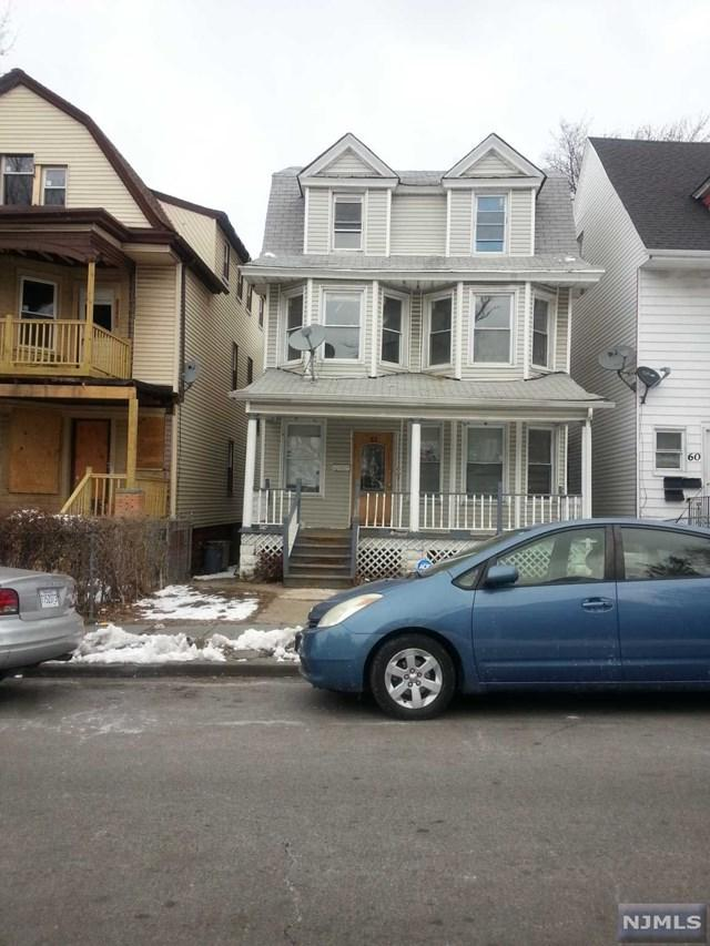 62 New Street, East Orange, NJ 07017 (#1911495) :: Group BK