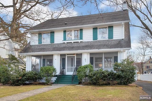 67 Cambridge Road, Montclair, NJ 07042 (MLS #1911511) :: William Raveis Baer & McIntosh