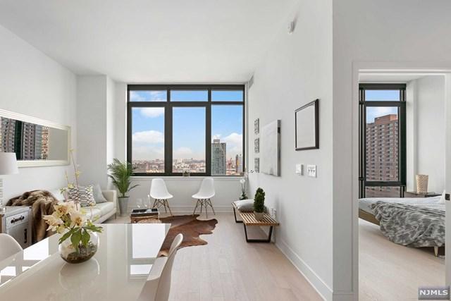 10 Provost Street #2502, Jersey City, NJ 07302 (MLS #1911513) :: Team Francesco/Christie's International Real Estate