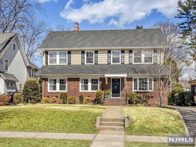 5 Yale Terrace, Montclair, NJ 07042 (MLS #1911575) :: William Raveis Baer & McIntosh