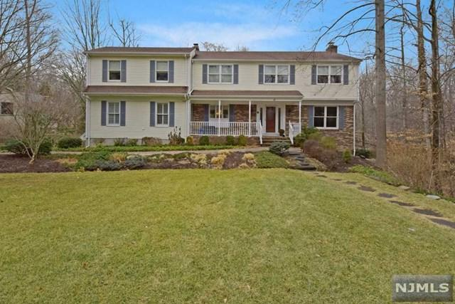 48 Valley View Terrace, Montvale, NJ 07645 (#1911596) :: Group BK