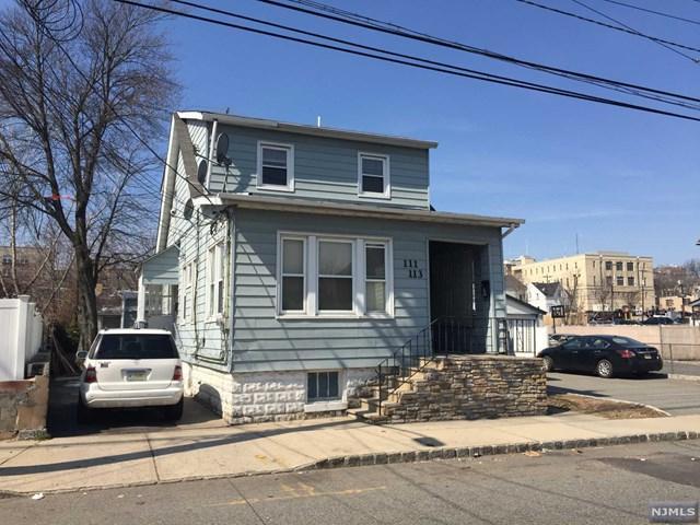 111-113 Cortlandt Street, Belleville, NJ 07109 (MLS #1911609) :: Team Francesco/Christie's International Real Estate