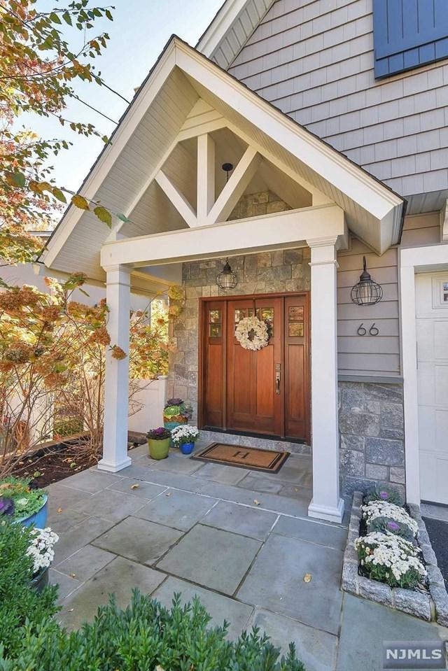 66 Norman Place, Tenafly, NJ 07670 (MLS #1911612) :: Team Francesco/Christie's International Real Estate