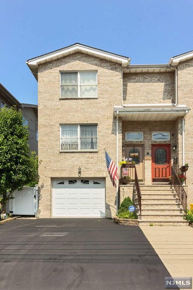 343 9th Street, Fairview, NJ 07022 (MLS #1911620) :: Team Francesco/Christie's International Real Estate