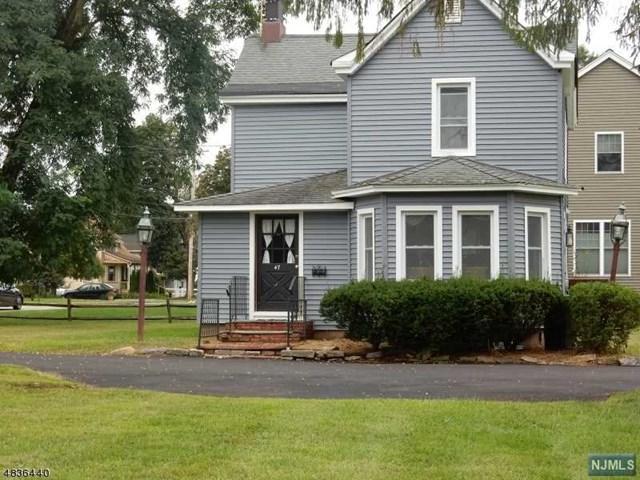 47 Newark Pompton Turnpike, Riverdale Borough, NJ 07457 (#1911622) :: Berkshire Hathaway HomeServices Abbott Realtors
