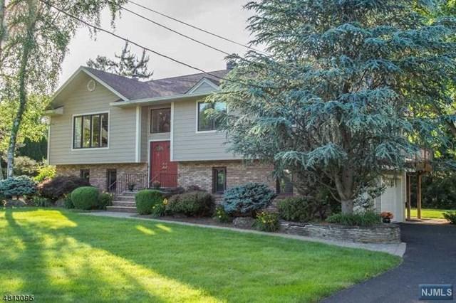 8 Marguerite Lane, Montville Township, NJ 07082 (#1911703) :: Group BK