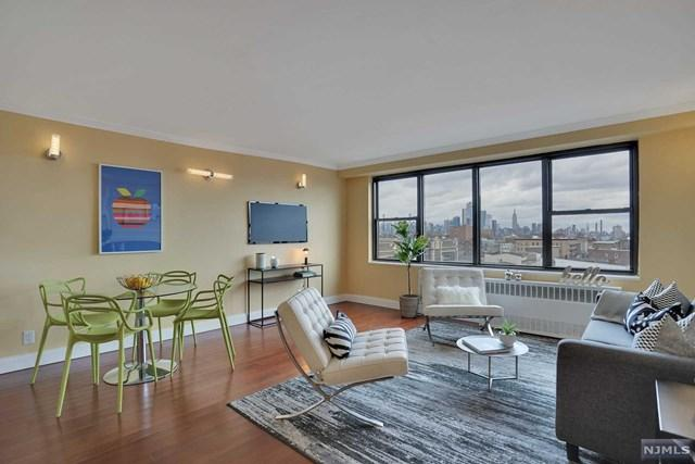 500 Central Avenue #704, Union City, NJ 07087 (MLS #1912060) :: Team Francesco/Christie's International Real Estate