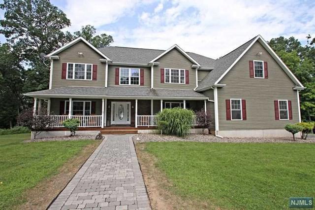 131 Meadows Road, Lafayette, NJ 07848 (#1912321) :: Berkshire Hathaway HomeServices Abbott Realtors