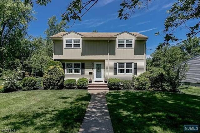 6 Chestnut Hill Drive, Berkeley Heights, NJ 07974 (#1914230) :: Berkshire Hathaway HomeServices Abbott Realtors