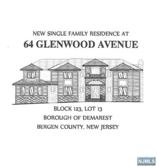 64 Glenwood Avenue, Demarest, NJ 07627 (MLS #1915289) :: William Raveis Baer & McIntosh