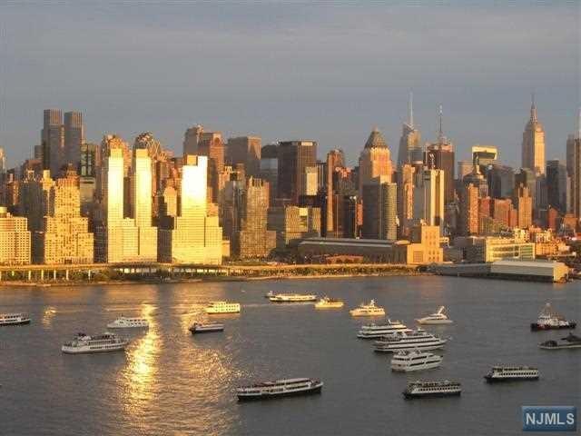 6600 Boulevard East 6C, West New York, NJ 07093 (#1915524) :: Berkshire Hathaway HomeServices Abbott Realtors