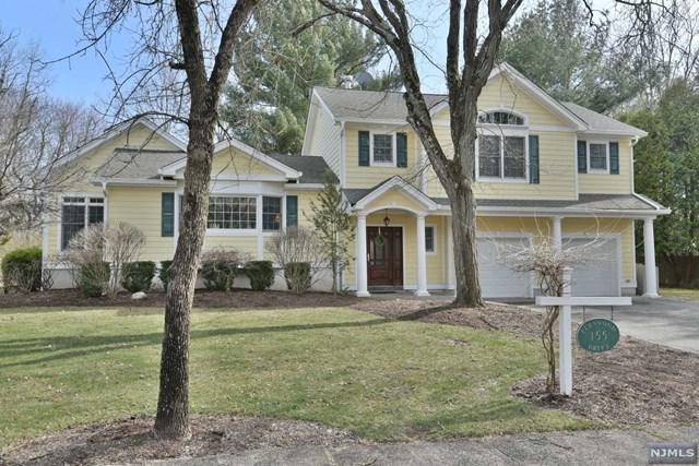 155 Fernwood Drive, Old Tappan, NJ 07675 (#1915576) :: Berkshire Hathaway HomeServices Abbott Realtors