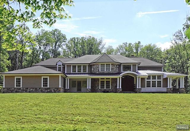 41 Oak Knoll Road, Mendham Township, NJ 07945 (#1915619) :: Berkshire Hathaway HomeServices Abbott Realtors