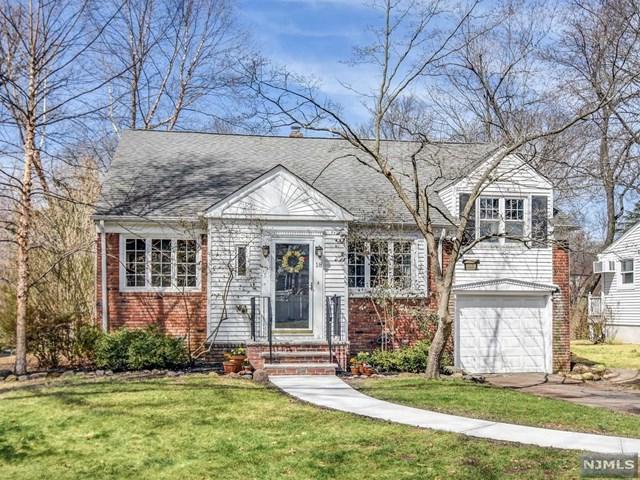 18 Chestnut Hill Place, Glen Ridge, NJ 07028 (#1915980) :: Berkshire Hathaway HomeServices Abbott Realtors