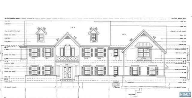 365 Hillside Avenue, Allendale, NJ 07401 (#1916203) :: Berkshire Hathaway HomeServices Abbott Realtors