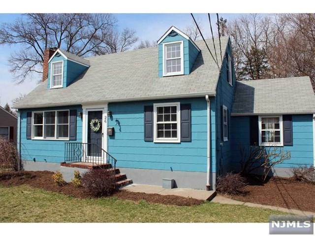 26 Park Avenue, Pequannock Township, NJ 07444 (#1916586) :: Berkshire Hathaway HomeServices Abbott Realtors