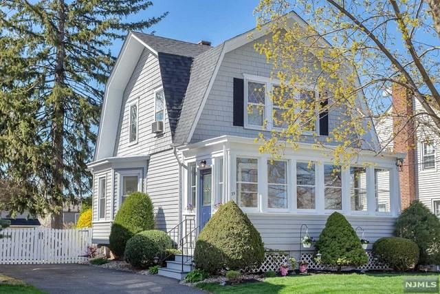 35 Kenzel Avenue, Nutley, NJ 07110 (#1917542) :: Berkshire Hathaway HomeServices Abbott Realtors