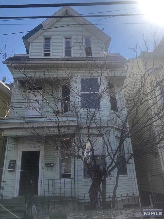214 Park Avenue, Paterson, NJ 07501 (#1917557) :: Berkshire Hathaway HomeServices Abbott Realtors