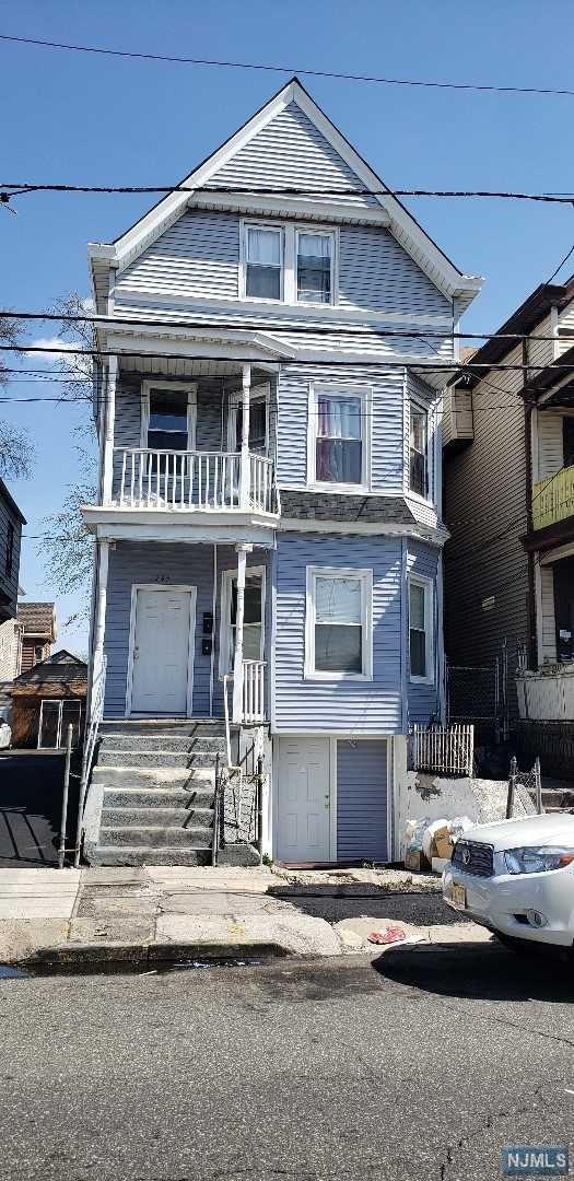 745 E 22nd Street, Paterson, NJ 07504 (#1917572) :: Berkshire Hathaway HomeServices Abbott Realtors