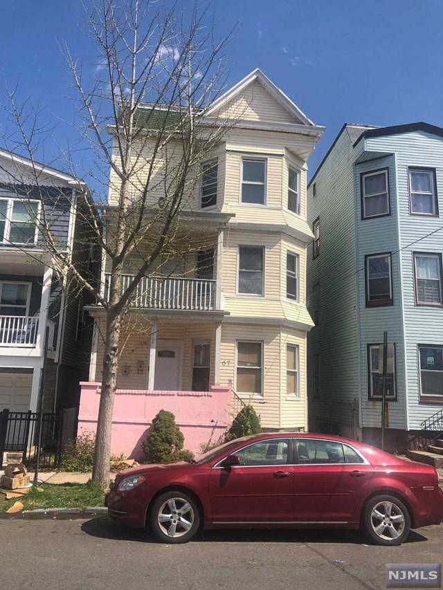 67 Graham Avenue, Paterson, NJ 07524 (#1917608) :: Berkshire Hathaway HomeServices Abbott Realtors