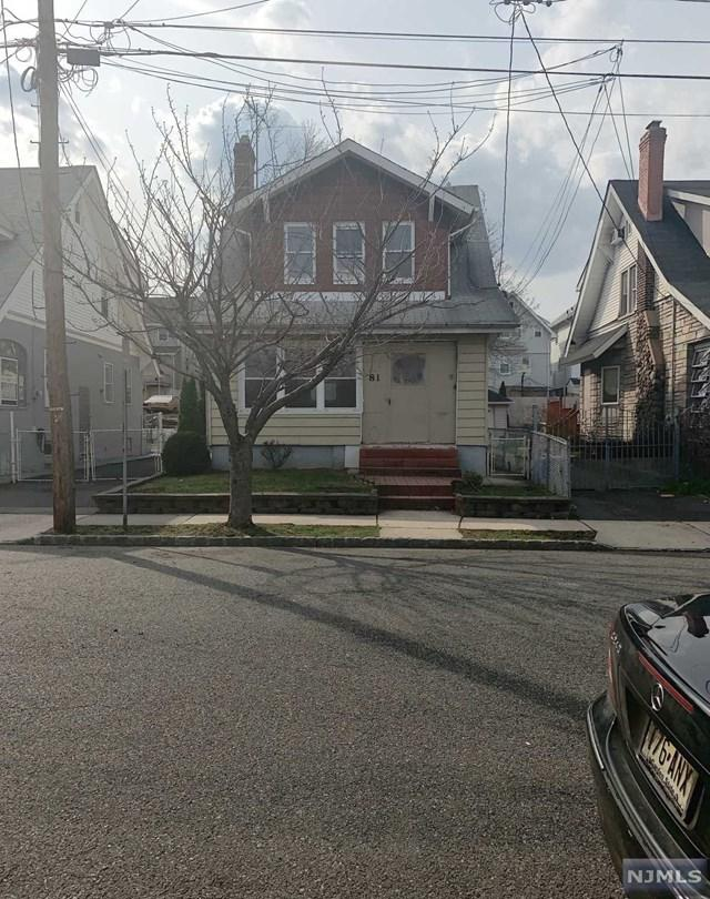 81 Bell Street, Belleville, NJ 07109 (#1917721) :: Berkshire Hathaway HomeServices Abbott Realtors