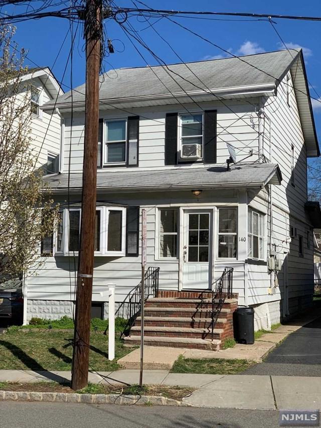 140 Garden Avenue, Belleville, NJ 07109 (#1917729) :: Berkshire Hathaway HomeServices Abbott Realtors