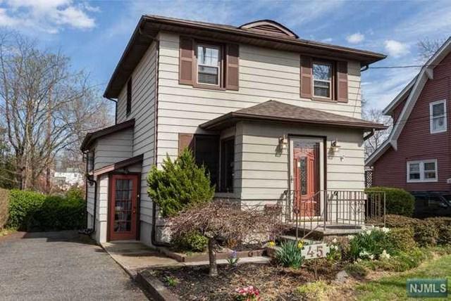 45 Ralph Street, Bergenfield, NJ 07621 (#1917733) :: Berkshire Hathaway HomeServices Abbott Realtors