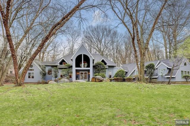 6 Little Mountain Road, Old Tappan, NJ 07675 (MLS #1917808) :: William Raveis Baer & McIntosh
