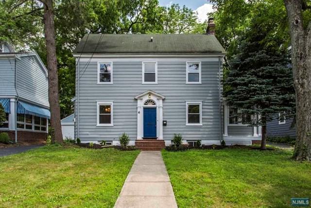 6 North Terrace, Maplewood, NJ 07040 (MLS #1918348) :: Radius Realty Group