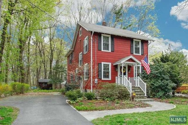 216 Franklin Avenue, Wyckoff, NJ 07481 (MLS #1918589) :: Radius Realty Group
