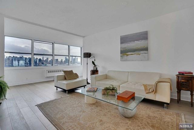 7002 Boulevard East 15E, Guttenberg, NJ 07093 (#1918936) :: Berkshire Hathaway HomeServices Abbott Realtors