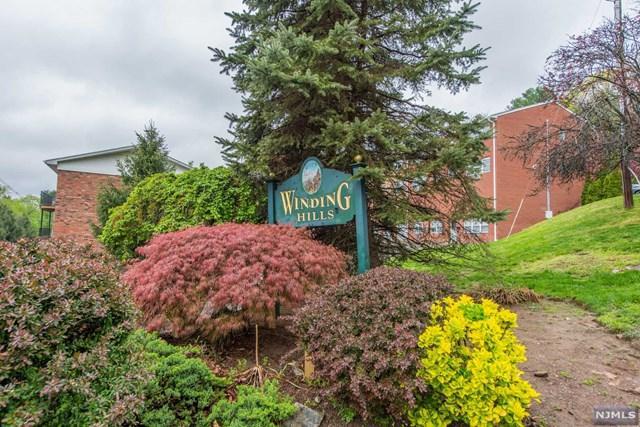 100 Pierson Miller Drive D43, Pompton Lakes, NJ 07442 (#1919226) :: Group BK