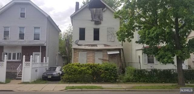 133 N Clinton Street, East Orange, NJ 07017 (#1920415) :: Group BK