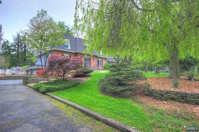 594 Lafayette Road, Harrington Park, NJ 07640 (MLS #1922420) :: William Raveis Baer & McIntosh