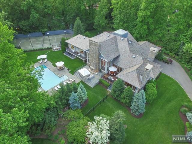 19 Stone Tower Drive, Alpine, NJ 07620 (MLS #1922840) :: William Raveis Baer & McIntosh