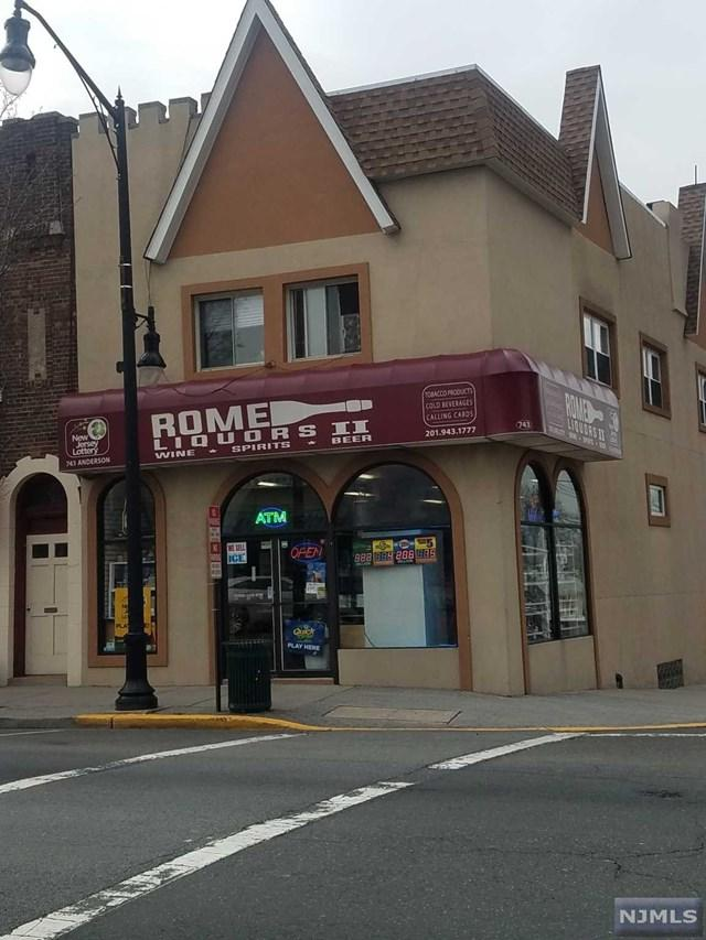 743 Anderson Avenue, Cliffside Park, NJ 07010 (#1923276) :: Group BK