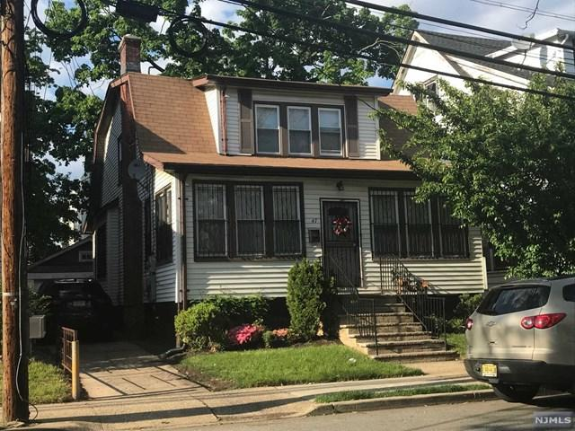 47 Marion Avenue, Newark, NJ 07106 (MLS #1923723) :: The Dekanski Home Selling Team