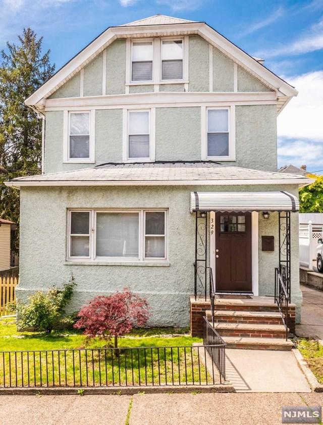 329 77th Street, North Bergen, NJ 07047 (#1923943) :: The Force Group, Keller Williams Realty East Monmouth