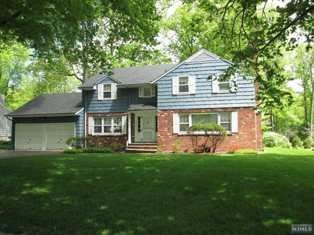 437 Shelbourne Terrace, Ridgewood, NJ 07450 (MLS #1924128) :: William Raveis Baer & McIntosh
