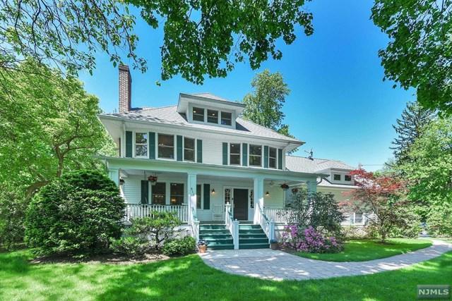 511 Knickerbocker Road, Tenafly, NJ 07670 (MLS #1924322) :: The Dekanski Home Selling Team