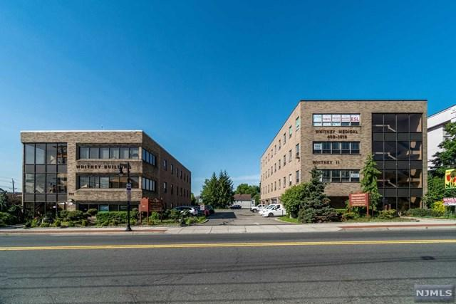 186-196 Paterson Avenue, East Rutherford, NJ 07073 (MLS #1924722) :: The Sikora Group