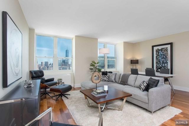 88 Morgan Street #4705, Jersey City, NJ 07302 (MLS #1924735) :: Team Francesco/Christie's International Real Estate