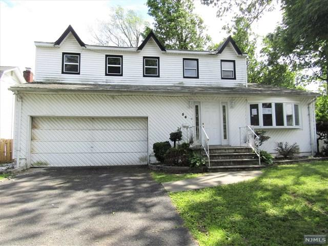 56 Campeau Place, Bergenfield, NJ 07621 (MLS #1924842) :: The Dekanski Home Selling Team